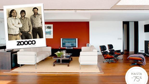 Un salón de diseño