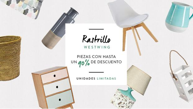 Rastrillo Westwing