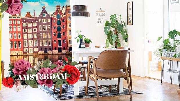 Un loft en Ámsterdam