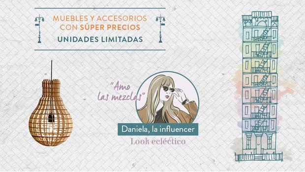 Daniela, la influencer