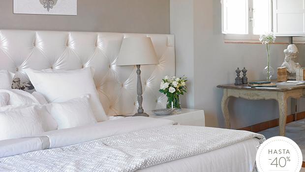 Cabeceros tapizados del dormitorio a la suite royal westwing - Westwing cabeceros ...