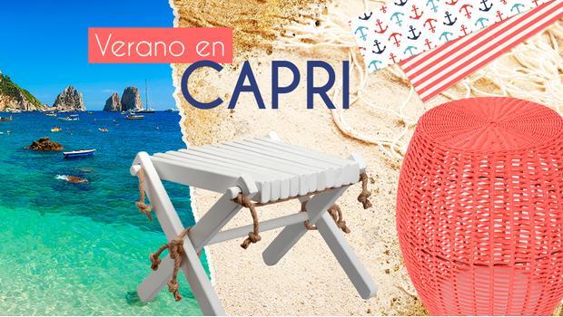 Verano en Capri