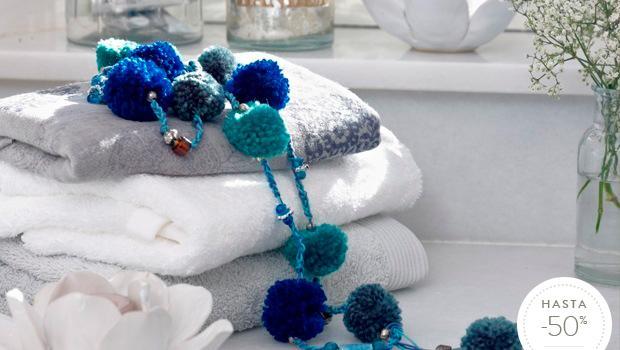 Baño de texturas