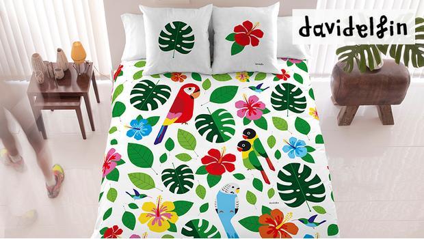En la cama con David Delfín