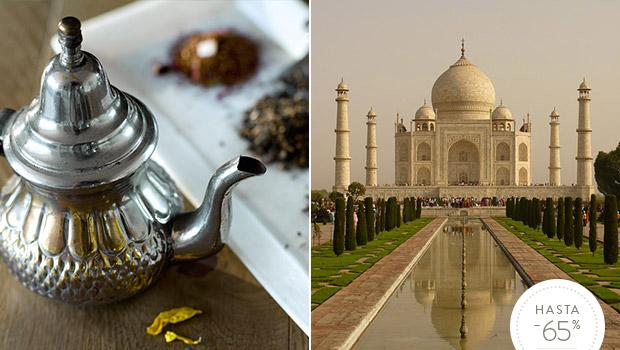 La fortaleza de Agra