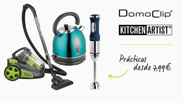 Domoclip y Kitchen Artist