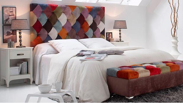 Dormitorios alegres