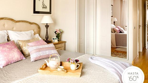 Dormitorio exquisito