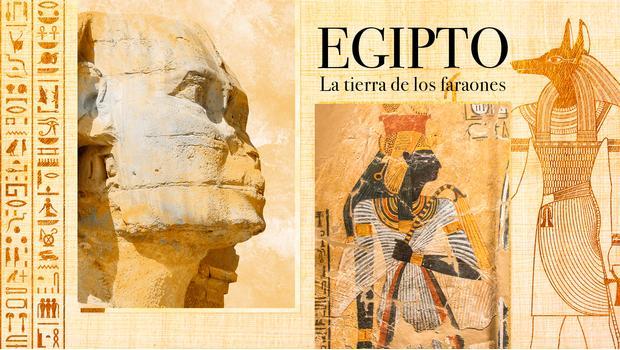 Egipto conquista la decoración
