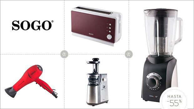 Electrodomésticos Sogo