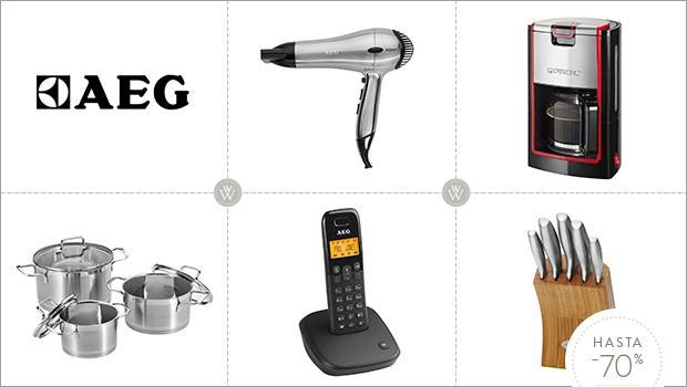 Electrodomésticos AEG