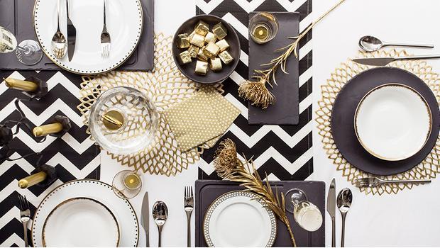 Elegancia en la mesa