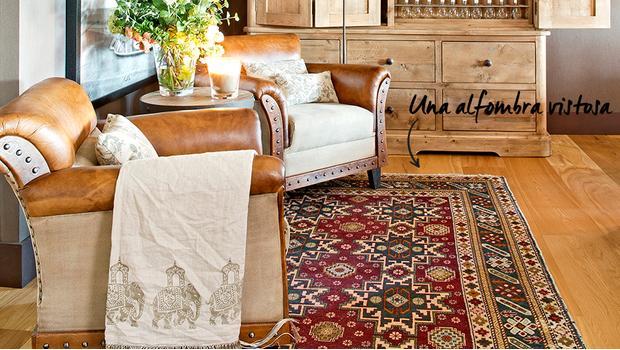 Más de 350 alfombras