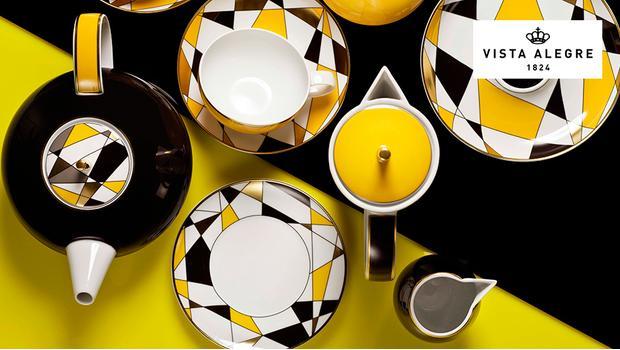 Vajillas vista alegre porcelana portuguesa westwing - Vajillas vista alegre catalogo ...