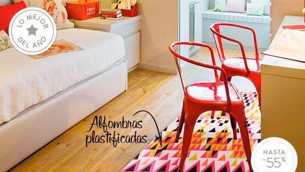 estilo a tus pies alfombras plastificadas | westwing