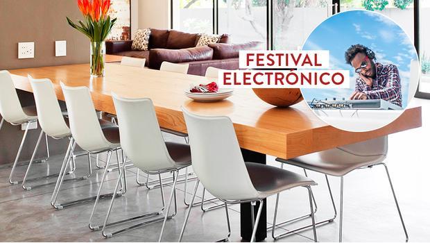 Festival electrónico