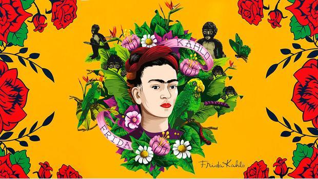 El mundo de Frida Kahlo
