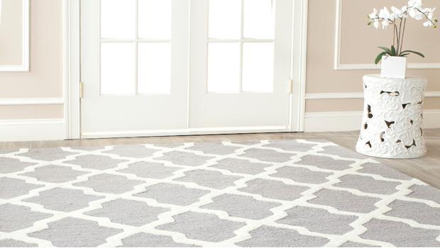 Alfombras geom tricas el must de la casa moderna westwing - Casa de las alfombras ...