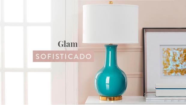 Lámparas glam