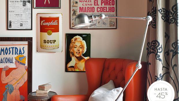 Iconos vintage