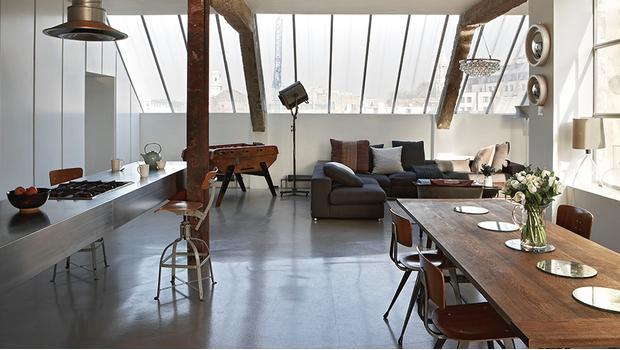 Apartamento de soltero