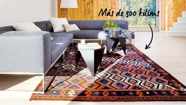 La alfombra polivalente
