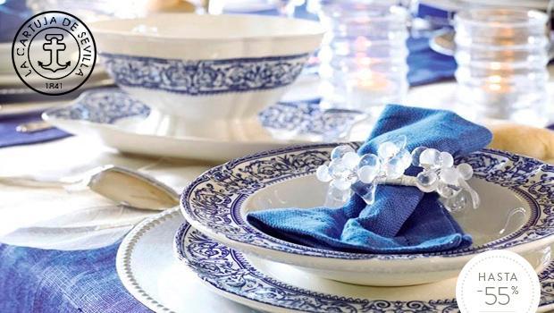 Porcelana La Cartuja de Sevilla