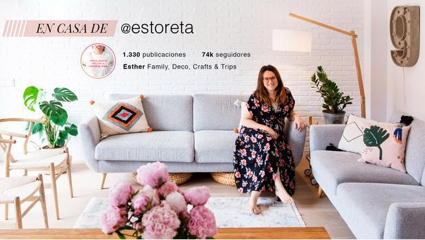 En casa de @estoreta