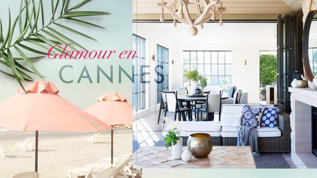 Una villa en Cannes
