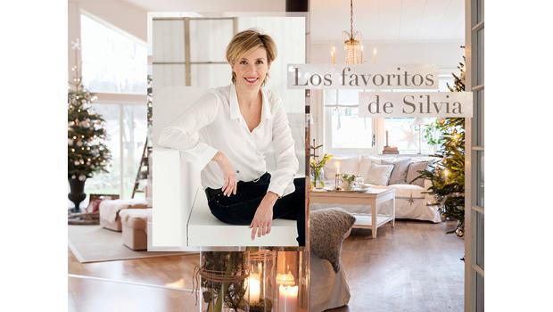 Los favoritos de Silvia Arenas