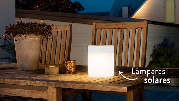 Lámparas solares Iluminar el exterior sin enchufes | Westwing - photo#26