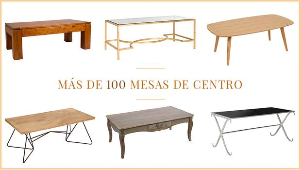 La mesa de centro ideal