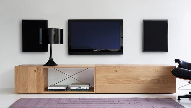 Muebles tv ideas para colocar el televisor westwing - Muebles para el televisor ...