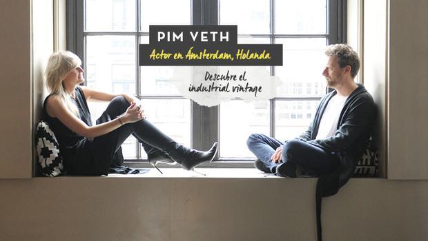 El loft de Pim Veth
