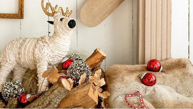 Navidad en el bosque