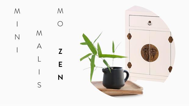 Minimalismo zen