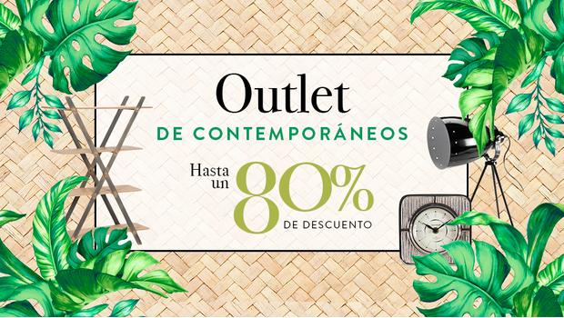 Outlet de contemporáneos