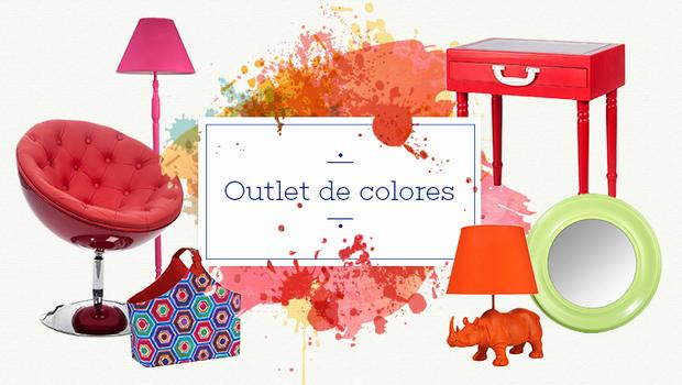 Outlet a todo color