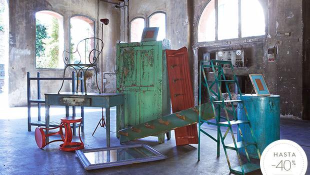 Industrial vintage