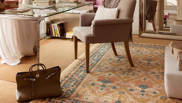 Pasarela de alfombras