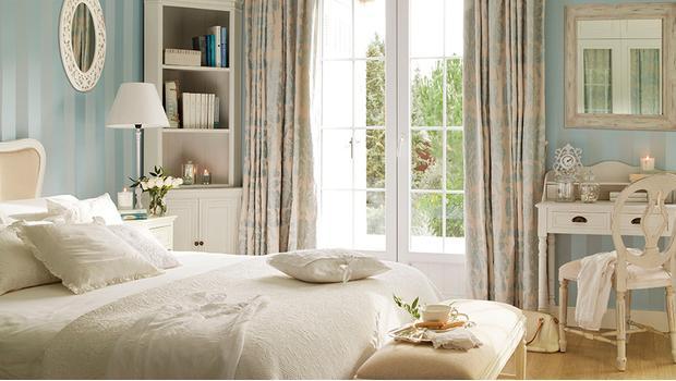 Dormitorio con encanto
