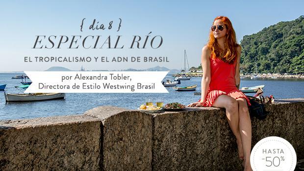 El Brasil de Alexandra