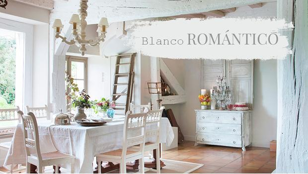 Blanco romántico