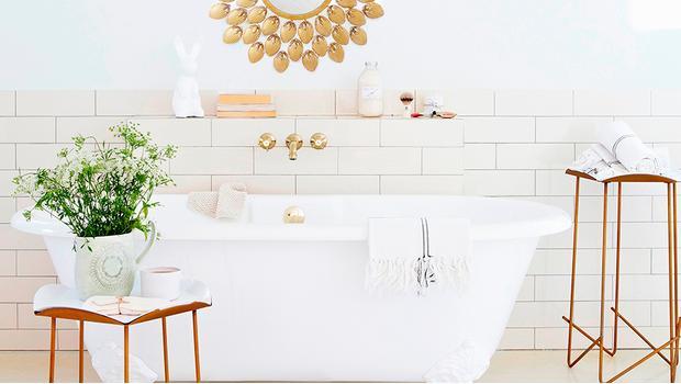 Baño exquisito