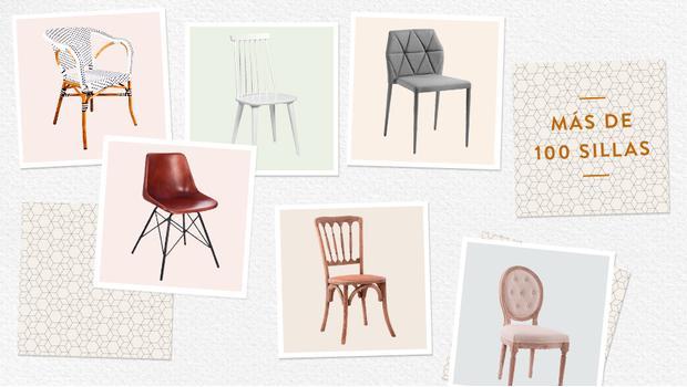 Las sillas más buscadas