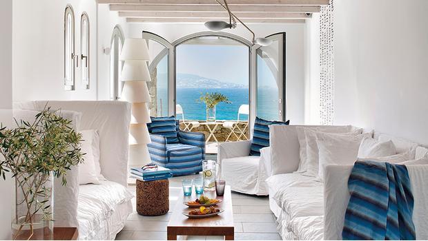Soñar con el Egeo