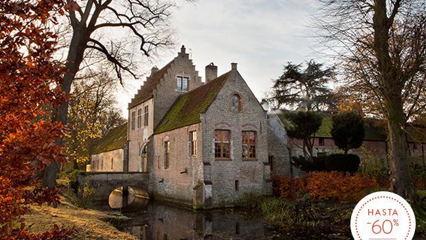 Una casa en Brujas