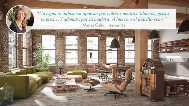 Industria vintage