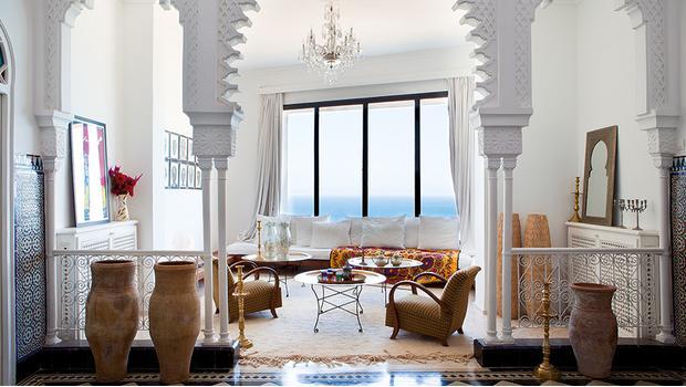 Un palacio en Casablanca