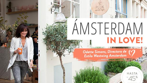 El Ámsterdam de Odette
